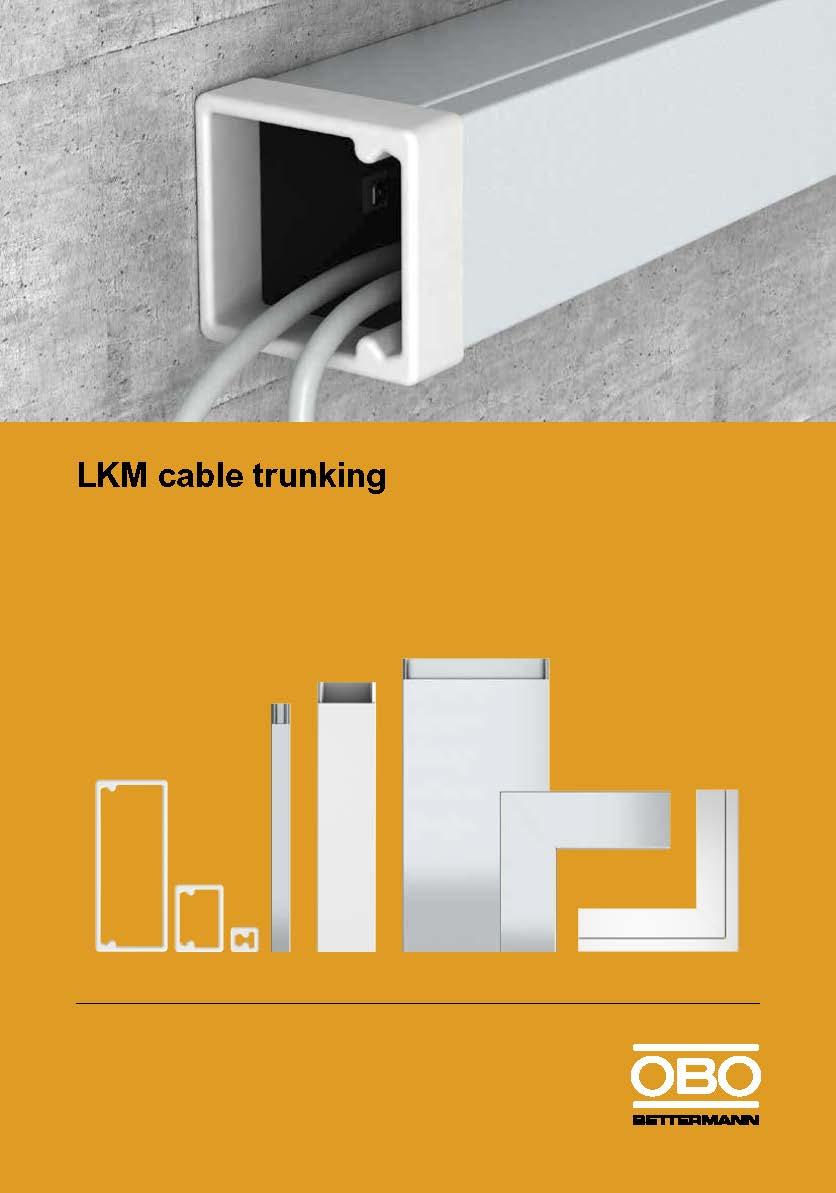 Sistema de canalizaciones LKM