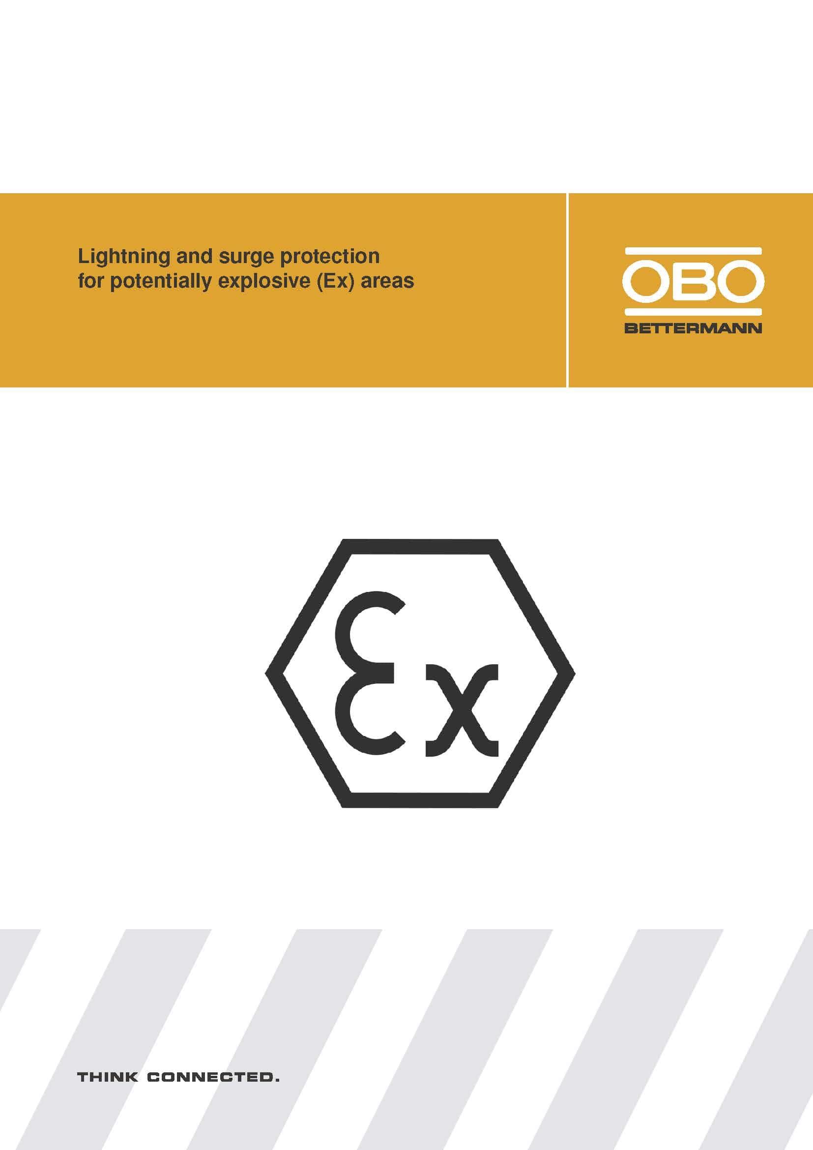 Protección contra Rayos y Sobretensiones en Zonas Potencialmente Explosivas (Ex)