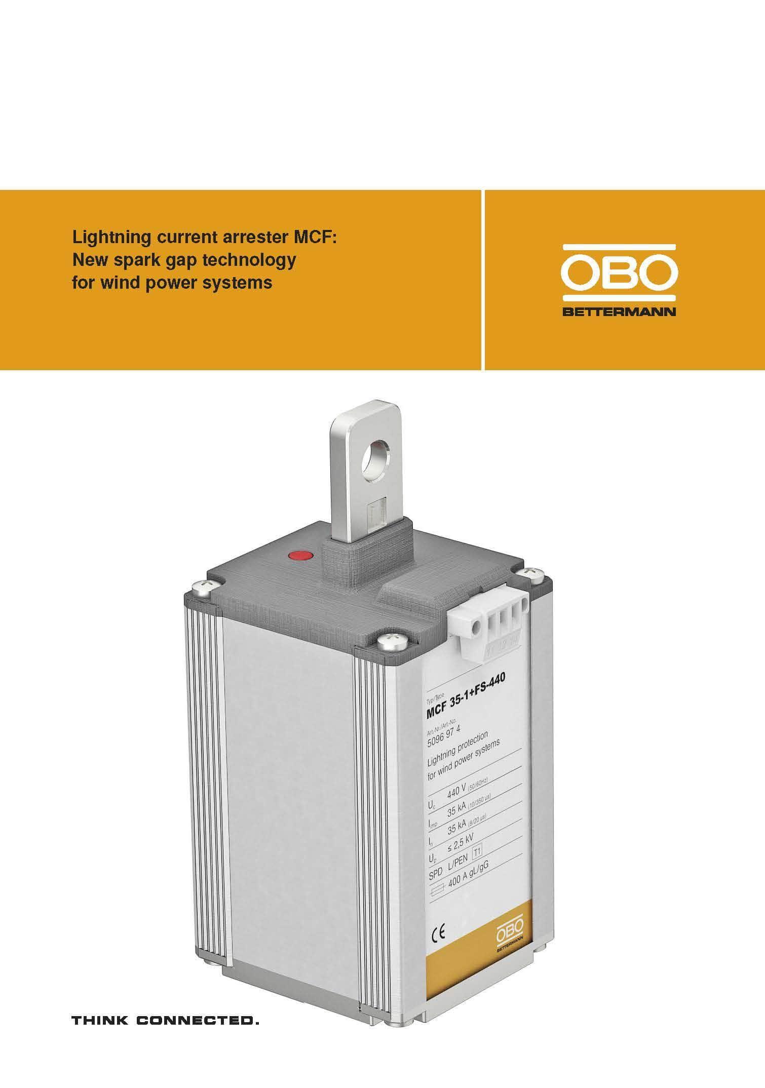 Protecciones MCF para sistemas de generación eólica