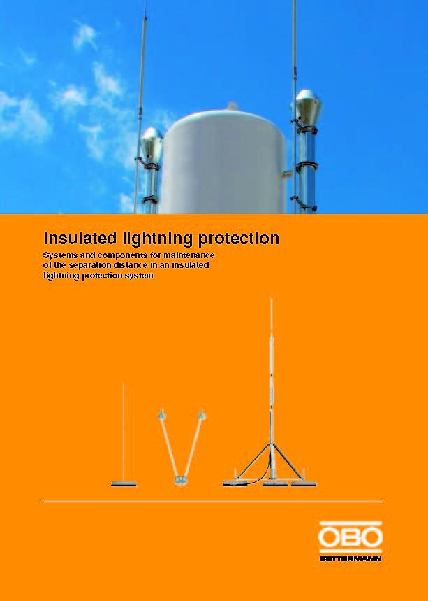 Sistemas de Protección Aislada contra Rayos
