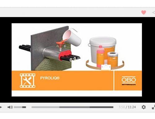 Sistema de Protección Pasiva PYROLINE® Rapid