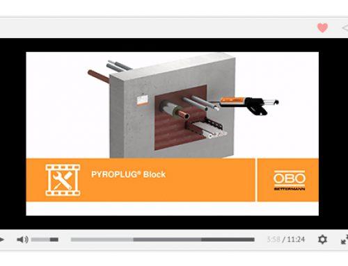 Sistema de Protecció Pasiva PYROPLUG Block®