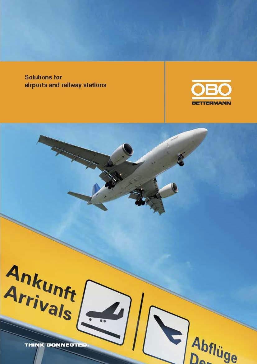 Soluciones para Aeropuertos y Estaciones Ferroviarias