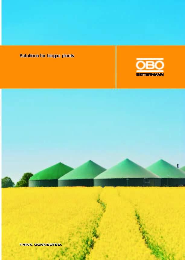 Soluciones para Plantas de Biogas