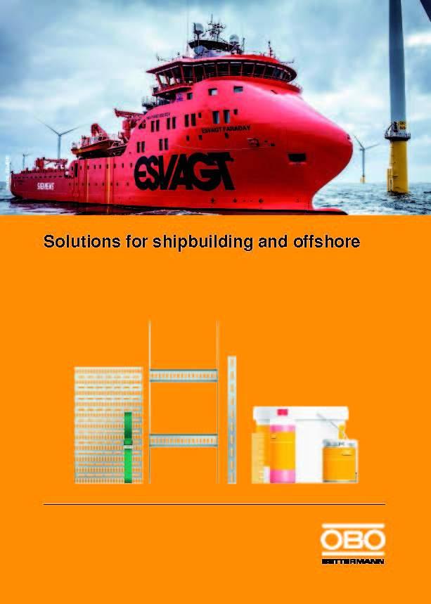 Soluciones para la Indrustrial Naval